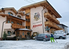 ALPINA PENSION HOTEL 3*